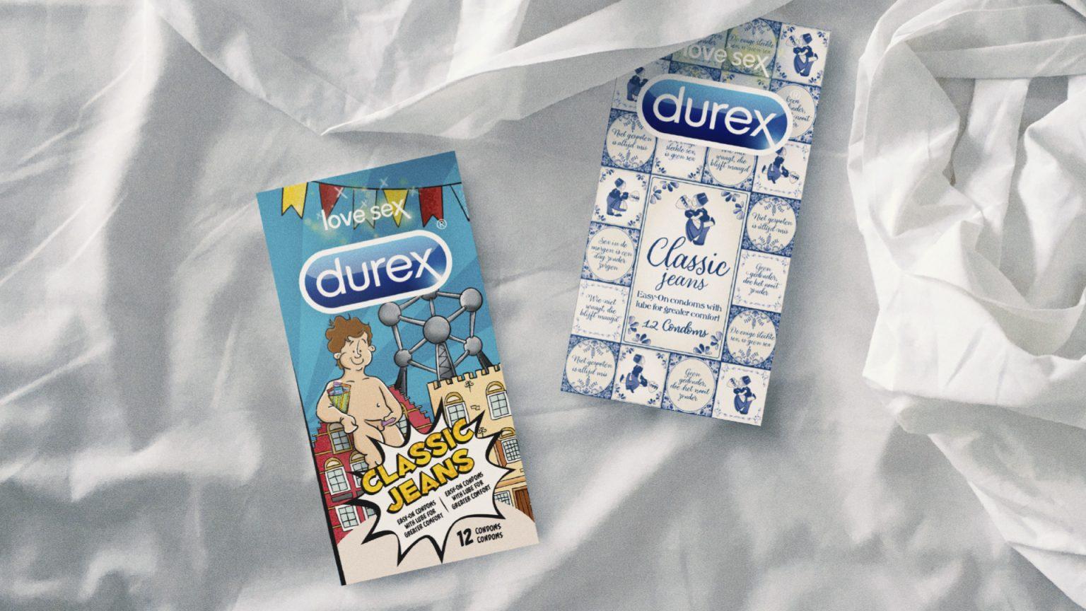 Durex Celebration Pack