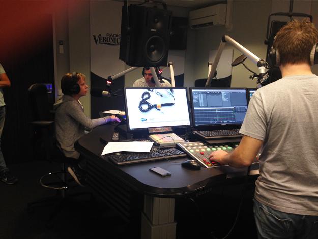 Beat Batten Radio Veronica