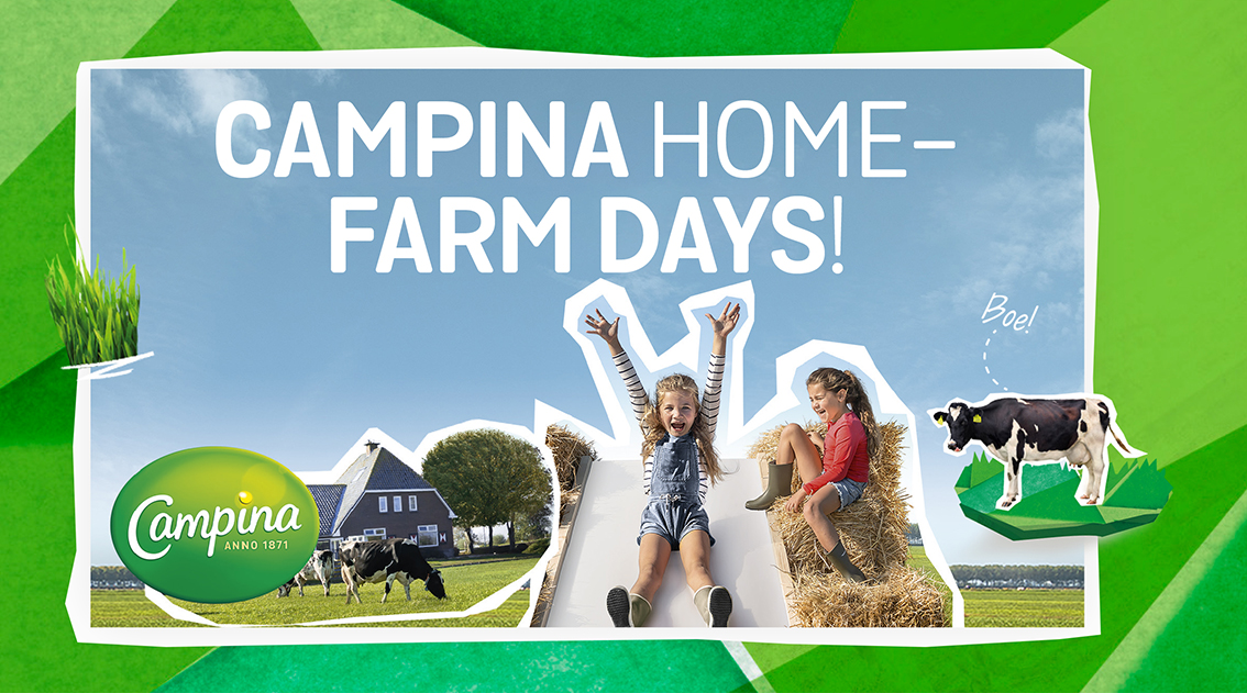 Campina Home Farm Days