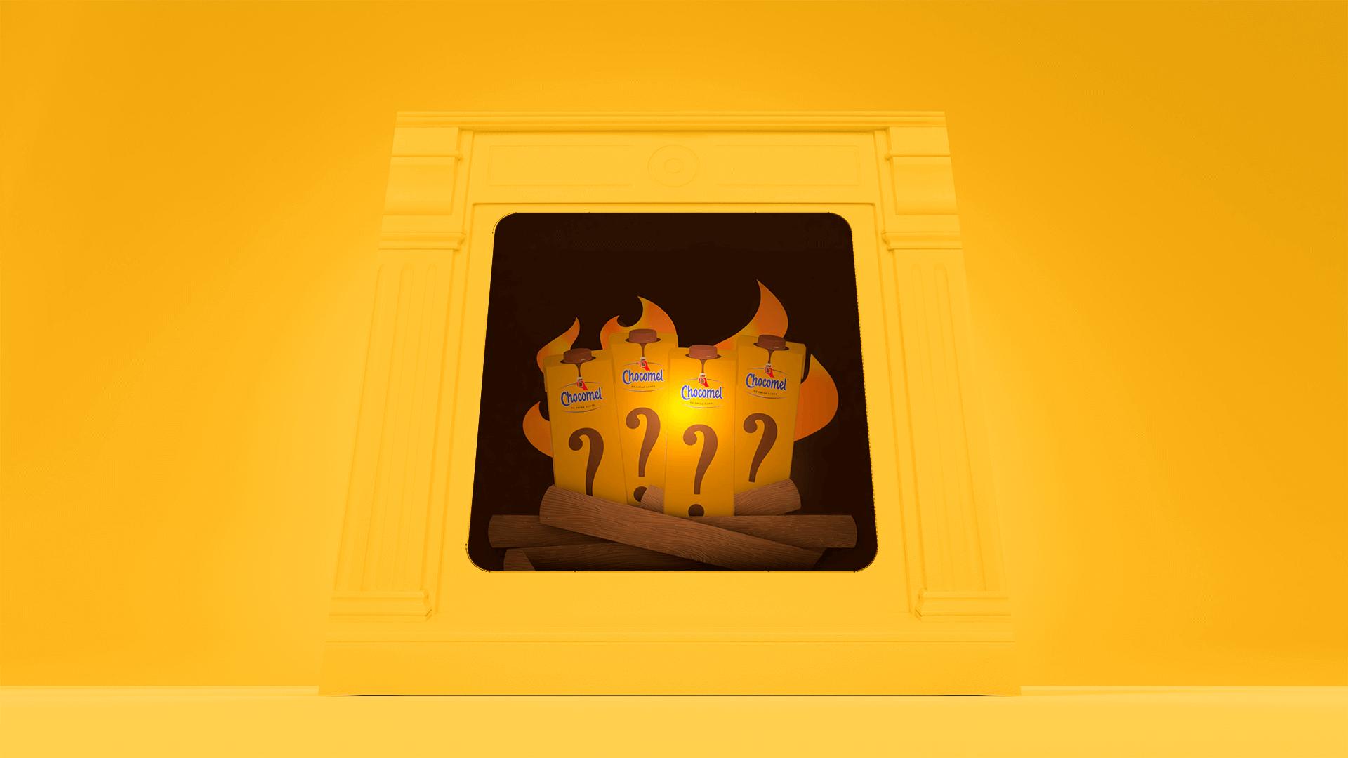 Chocomel – Winterspelletjes