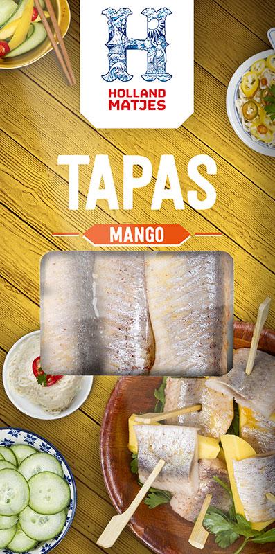 Holland Matjes Tapas Mango