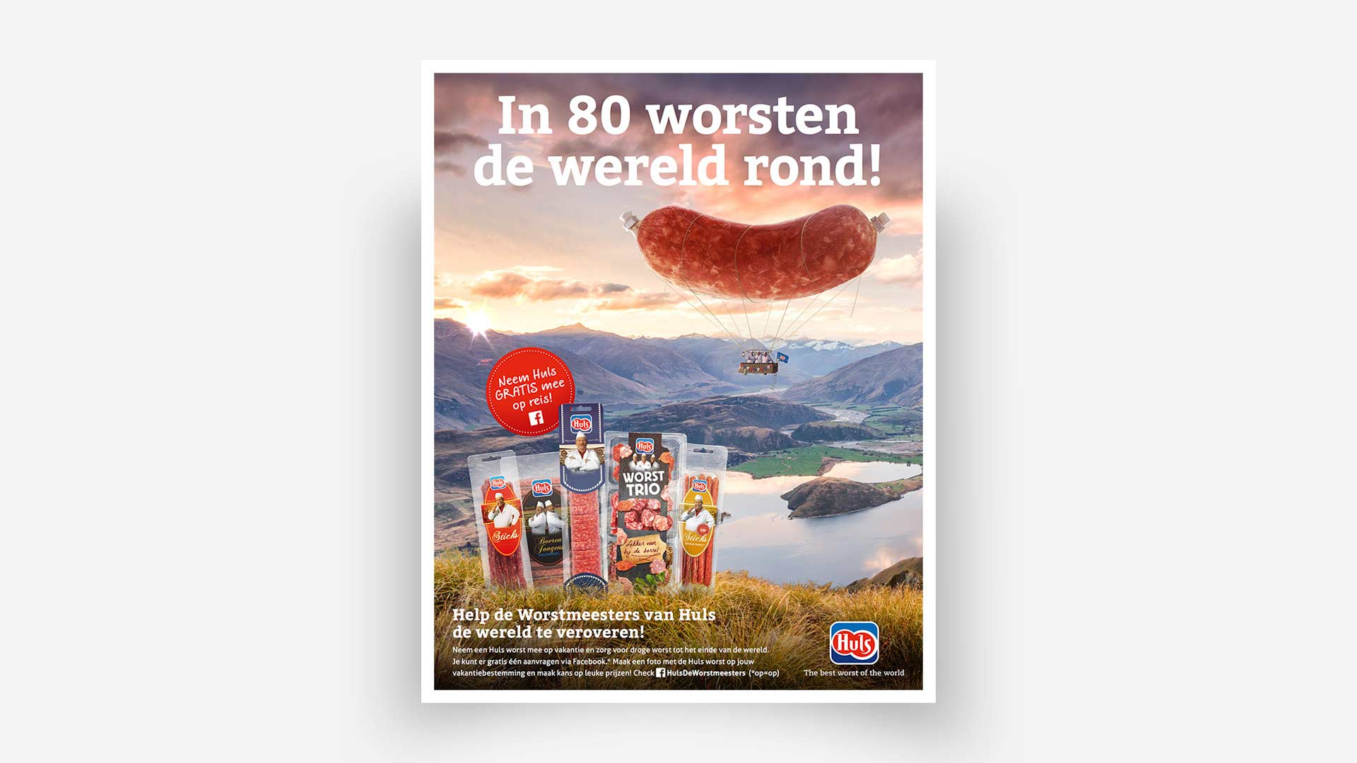 Huls Advertentie