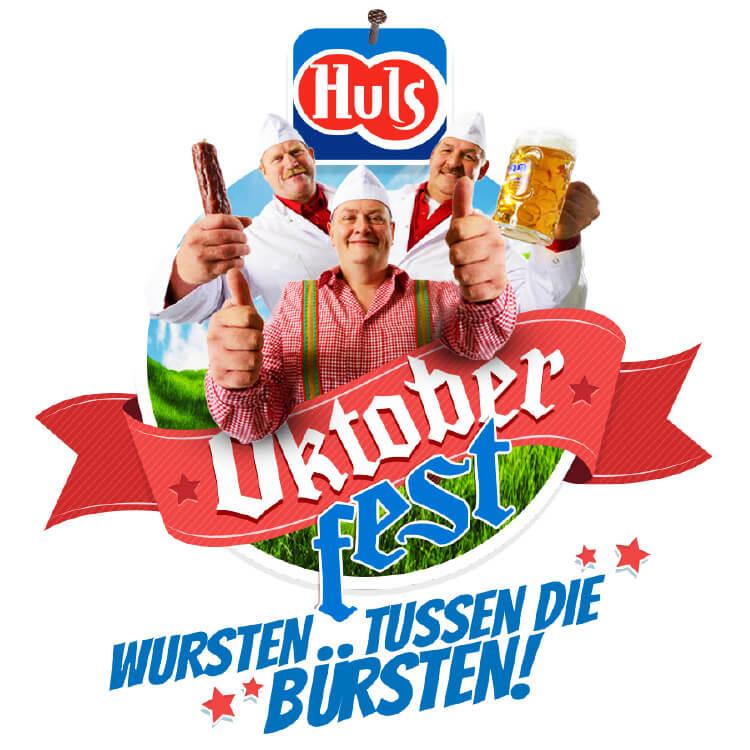 Huls Oktoberfest Game Logo