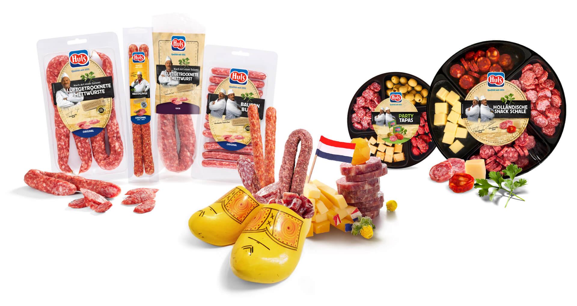Huls producten Duitsland