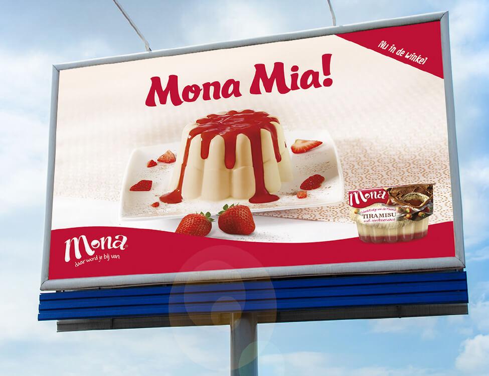Mona Mia Billboard