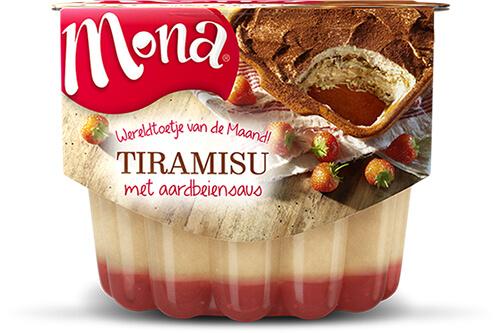 Mona Mia Toetje Tiramisu
