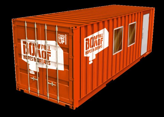 Ten Cate Container